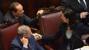 ITALY-POLITICS-GOVERNMENT-PRESIDENT-ELECTION