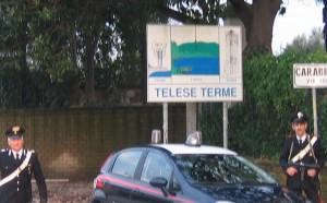 Carabinieri-Telese-Terme