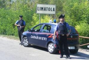 Carabinieri-Limatola