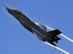 aereo caccia F35