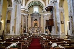 castel campagnano chiesa interno1