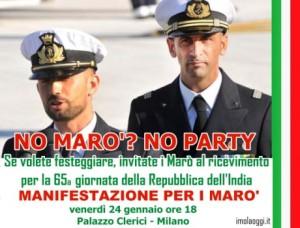 Maro-NO-party