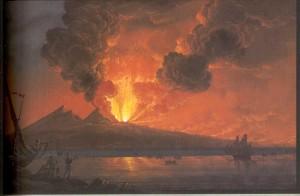 Vesuvio-Eruzione