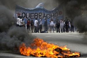 ARGENTINA-CRISIS-ANNIVERSARY-DEMO