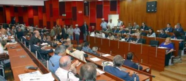 Napoli comune bufera in consiglio si dimette tutto l for Ufficio di presidenza